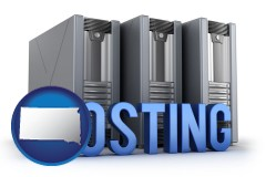 south-dakota web site hosting servers and a caption